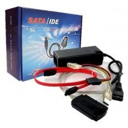 conector Sata Ide conector USB