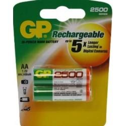 Bateria AA GP Recargable