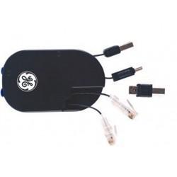 Cable Adaptador USB a Red...