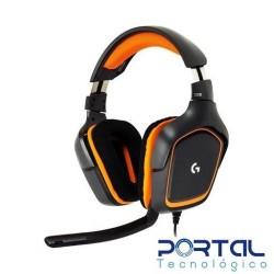 Audífono Logitech G231 Gamers