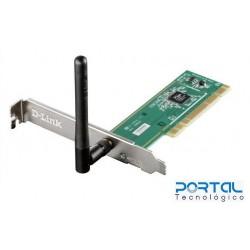 Tarjeta PCI WIFI D-Link...