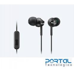 Audífono Sony MDR-EX15AP